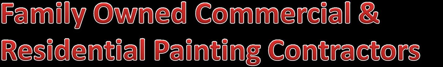 Chandler, Mesa and Gilbert Painting Contractors